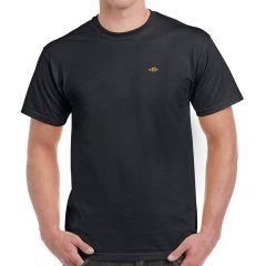 black, mens, t-shirt