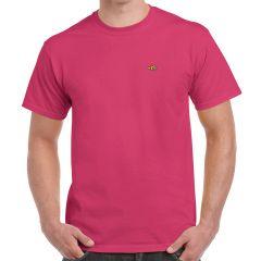 mens, t-shirt, pink