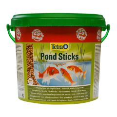 Pot of Tetra pond sticks