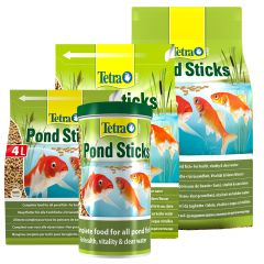 pond sticks, tetra