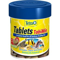 Tetra Tablets TabiMin Complete Bottom Feeding Fish Food
