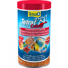 Tetra Pro Colour Enhancing Tropical Flake Food
