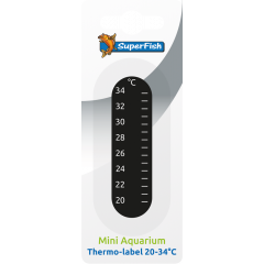 Superfish Aquarium Thermo Label