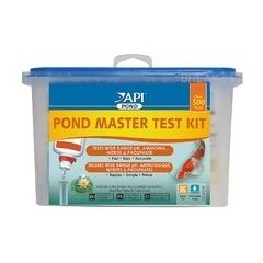 API Master pond test kit.