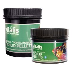 Vitalis Central/South American Cichlid x Small Pellets