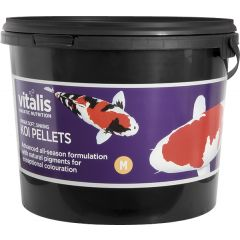 Vitalis Koi Pellets Medium