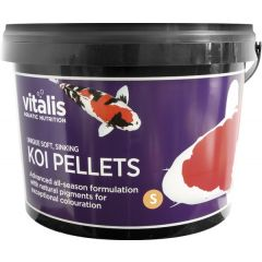 Vitalis Koi Pellets Small