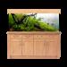 AquaOne OakStyle 300L Aquarium and Cabinet