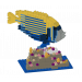 small emperor angelfish, lego reefscape