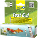 Pond test strips. In box, 30 strips.
