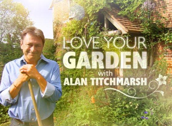 Love your Garden show banner
